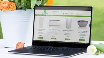 LECHUZA und Green Solutions - Neue Partner für neue Webshop-Lösungen