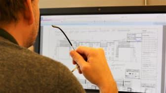 Nu lanseras det digitala ritningsarkivet