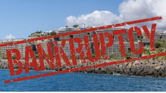 Anfi Resorts and Anfi Sales SL both declared bankrupt and under administration