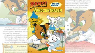 Roliga faktaböcker med Bamse för vetgiriga barn
