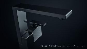 Finn AXOR Edge og alle andre AXOR produkter på axor-design.com/no.