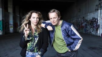 """Sverigepremiär för """"Rocky! - Förlorarens återkomst"""" i regi av Maria Blom och Sofia Ledarp i huvudrollen på Teatern Under Bron!"""