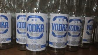 Fake vodka c4
