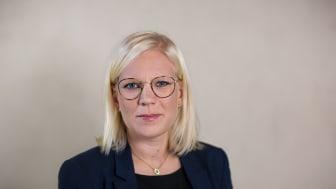 Karin Ernlund (C), idrottsborgarråd.