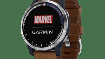 Garmin esittelee Legacy Hero Series -malliston, joka sisältää Marvel-aiheisia  Special edition -älykelloja ja -sovellustoimintoja