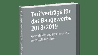 Tarifverträge für das Baugewerbe 2018/2019