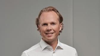 Fredrik Dahl, partner Colibri Ventures