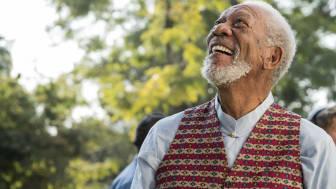Morgan Freeman i tredje sæson af Vores guddommelige verden med Morgan Freeman (National Geographic/Dusan Martincek)