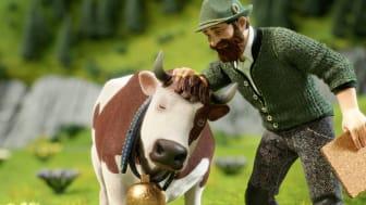 Reklamní kampaň Milka