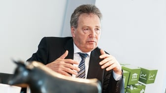Gisbert Schadek, Vorstand Entgelt und Rente AG (copyright: Gisbert Schadek/Entgelt und Rente AG)