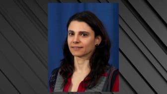 Materialspecialist Olga Santos på Alfa Laval.