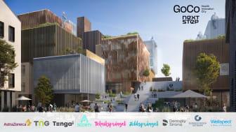 GoCo Health Innovation City tillsammans med gäster utforskar framtidens kompetens.