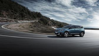 Nya Peugeot 5008 SUV