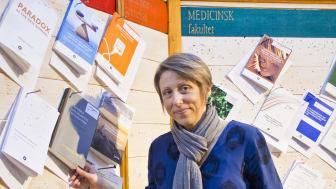 Malin Brännström är forskare vid juridiska institutionen vid Umeå universitet. Hennes specialområde är markrättigheter. Foto: Sofia Strömgren