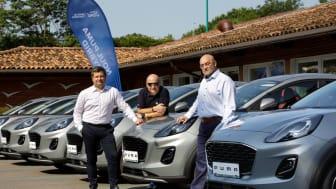 Ford este partener de mobilitate al lanțului de restaurante City Grill Group