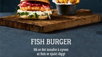 Unge får vann i munnen av 3iuka`s digge sjømatretter. Det har inspirert til å spise mer fisk, viser undersøkelse fra Opinion. FOTO: Norges sjømatråd