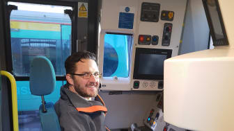 Richard Quinn will be one of three Southern Rail drivers rowing the distance from London to Paris to raise money for Cancer Research UK after he lost a colleague