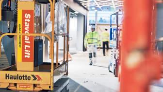 Ramirent har öppnat sitt andra renodlad liftcenter, Stavdal Lift Öresund, i Malmö. Härifrån hyrs liftar ut till främst den skånska byggmarknaden.