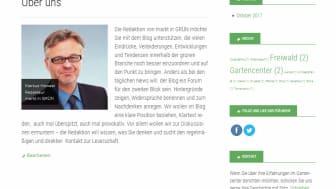 blog-markt-in-gruen: meinungsstark und interaktiv