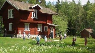 Munkhyttans skolmuseum