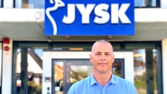 Jesper Trapp blir ny HR-chef för JYSK Sverige