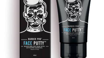 Face Putty Black Peel of mask box