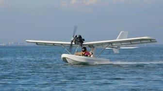 Nytt Amfibieflyg från Italienska Flysynthesis