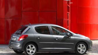 Dagens Peugeotmodeller bland de mest driftsäkra enligt ADAC