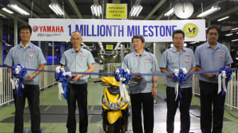 Memorial Ceremony Marking the One-Millionth Unit Produced