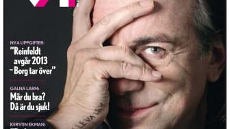 Tidningen Vi avslöjar: Fredrik Reinfeldt avgår före valet 2014