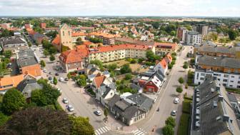 Höganäs hamnar som nummer två i statistiken över kommuner med lägst boendekostnader i Skåne, tätt efter Helsingborg.