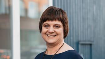 Rektor Ingrid Lindblad
