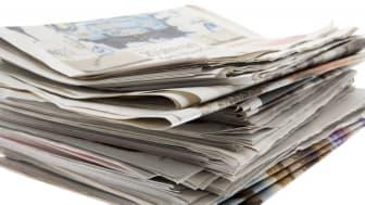 Haninge kommun uppmärksammas i press och media