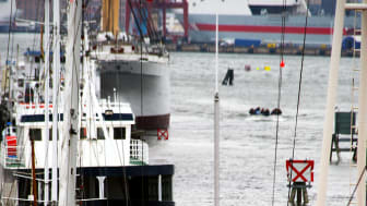 Göteborgs hamn får dispens under tio år att dumpa muddermassor i havet