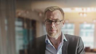 Johnny Fägersten, CEO at Sigma Technology Origo
