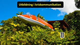 Öka kunskapen om medierelationer och kriskommunikation genom www.uhrvis.se