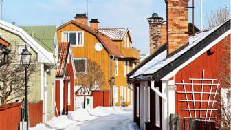 Priserna på bostadsrätter fortsätter uppåt