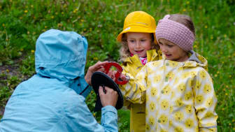 Barnehageansatte må ha kompetanse og tilstedeværelse