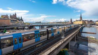 KONE vinner stororder för nya tunnelbanan i Stockholm