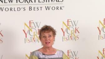 Golden Award till UR i New York Festivals