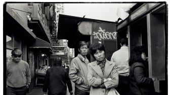 Chinatown. New York. 1987. Foto: Anders Thessing