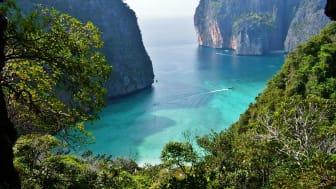 Rusning till att boka Thailandsresor
