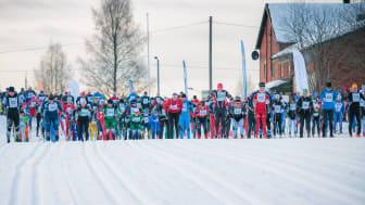Mye folk og god stemning på fjorårets Trysil Skimaraton
