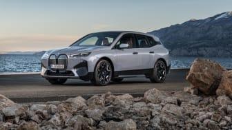 BMW iX: Det nye teknologiske flagskib