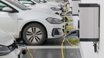 Smart Parkering Sverige AB och CaCharge ingår nationellt samarbete