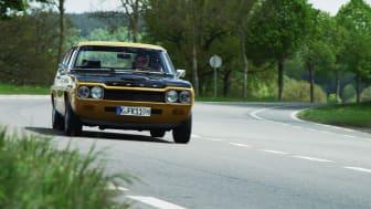 Ford Capri 50 år
