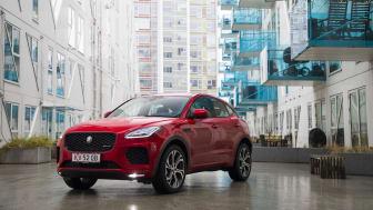 Jaguar Land Rover stærkt fra start