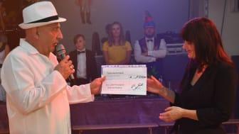 Bergisdorfer Carnevals Club unterstützt das Kinderhospiz Bärenherz