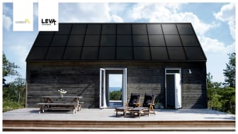 SunRoof Sverige ingår nytt partnerskap med LEVA Husfabrik