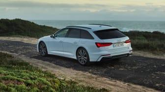 Audi A6 plug-in-hybrid er tilbage med større batteri
